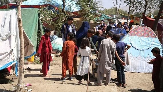 UN humanitarians continue to deliver relief in Afghanistan