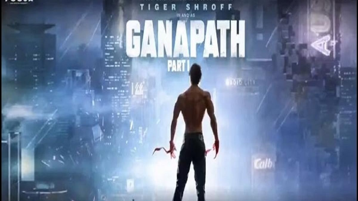 Christmas blockbuster alert! 'Ganapath' to release on December 23, 2022