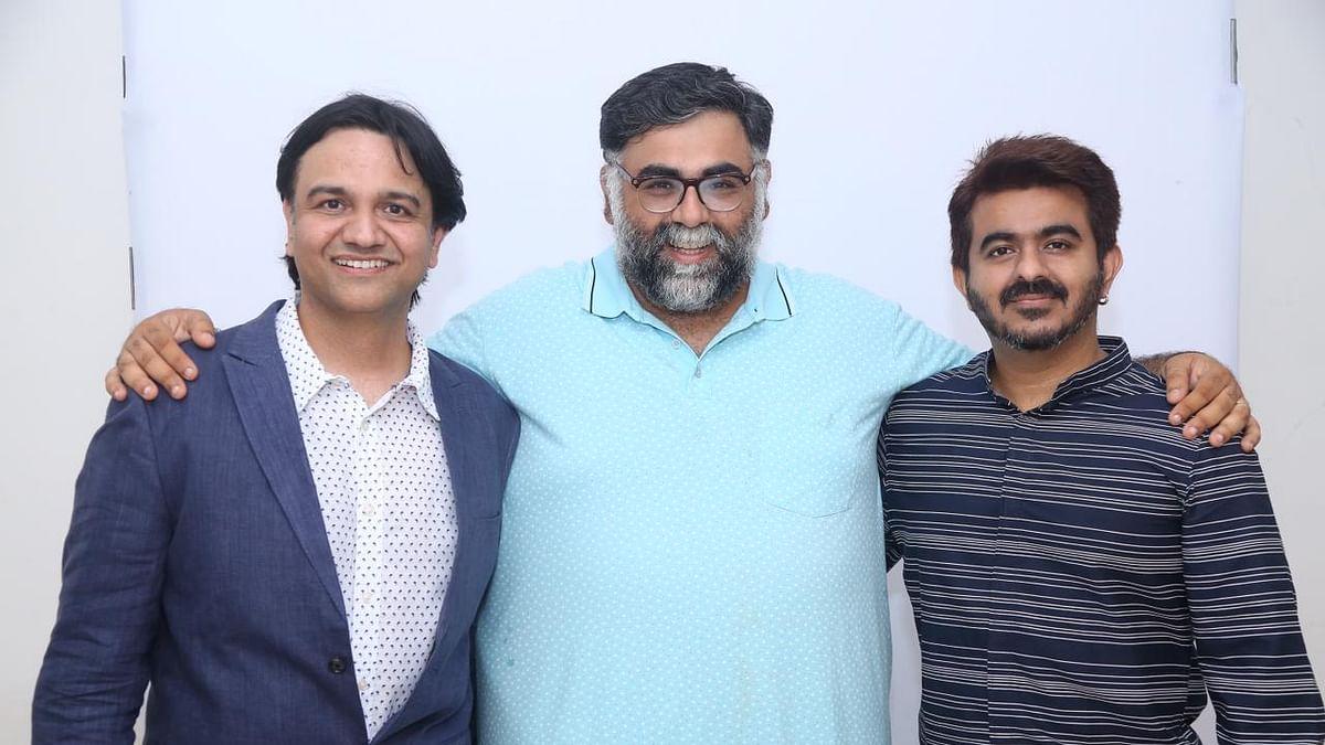 Filmmaker Akarsh Khurana, Sunny Khanna & Vikas Sharma acquire Hindi remake rights of hit Kannada film