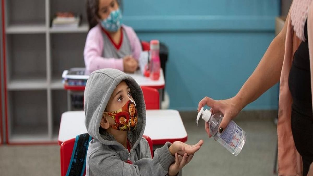 Long-lasting COVID symptoms rare in children: Lancet study