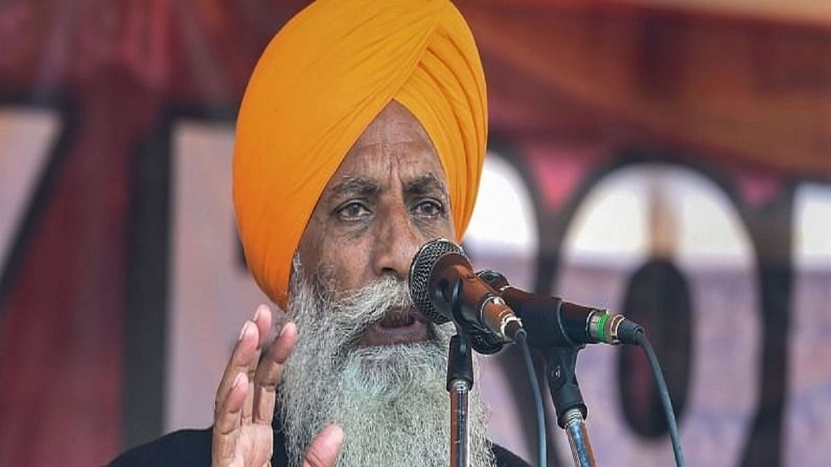 Businessmen come together to float new party in Punjab, name farmer leader Chaduni CM candidate