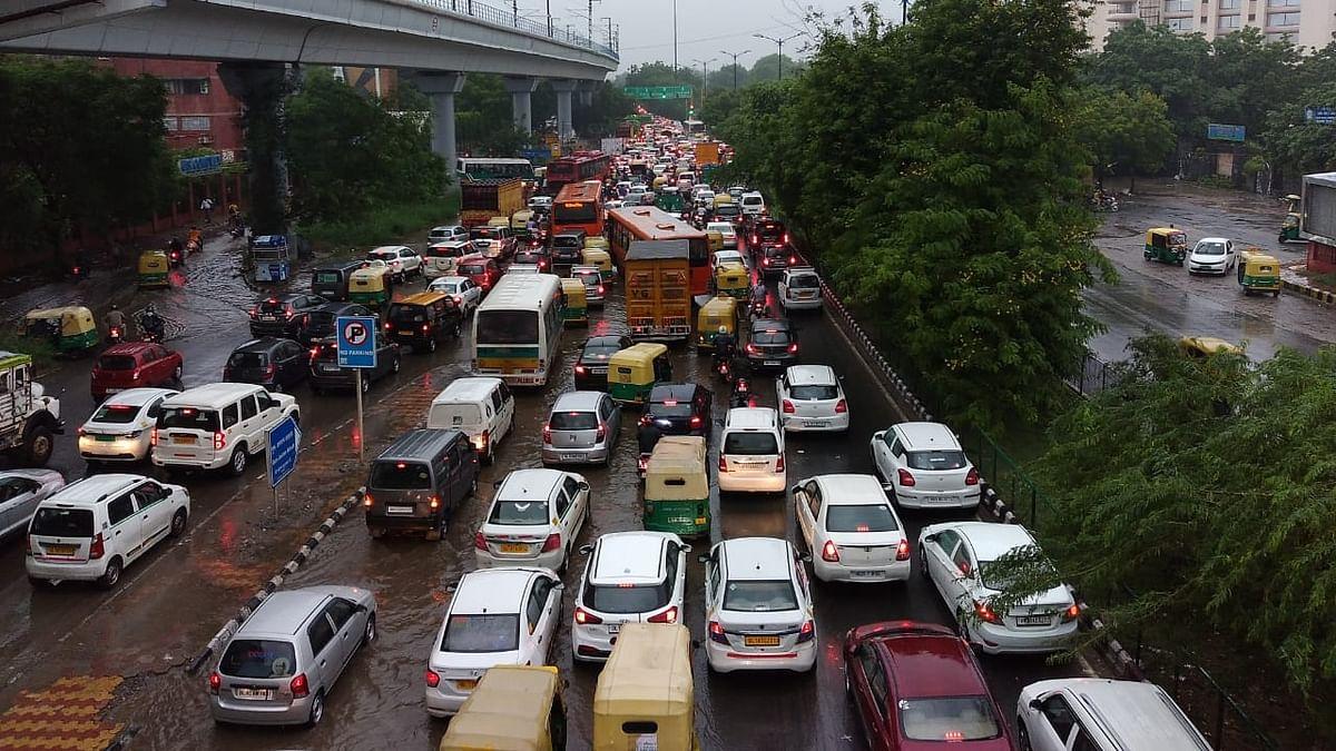 Delhi receives highest rainfall since 2009