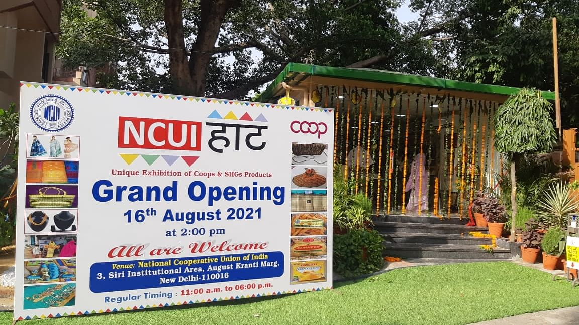 National Cooperative Union of India launches 'NCUI Haat' to empower cooperative movement