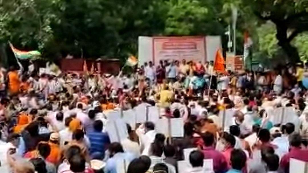 Open call for genocide at Jantar Mantar event; Delhi Police register case after video goes viral