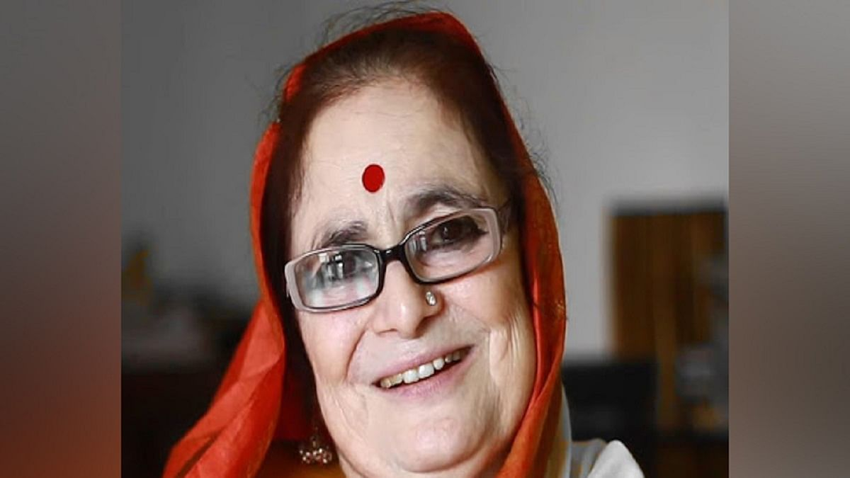 With passing away of Padma Sachdev, Dogri literature has lost a motherly presence