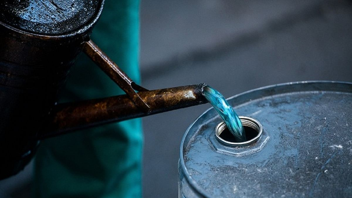 MP: Over 53,000 litres of illegally stored blue kerosene recovered in Indore; nine booked