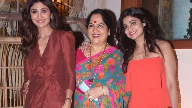 Shilpa Shetty, mom, booked for fraud in Lucknow