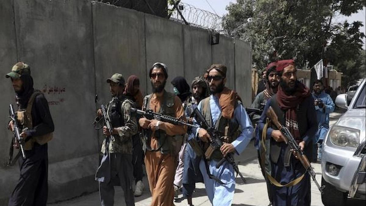 Official Taliban websites go offline, though reasons unknown