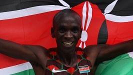 Eliud Kipchoge: The undisputed king of the marathon
