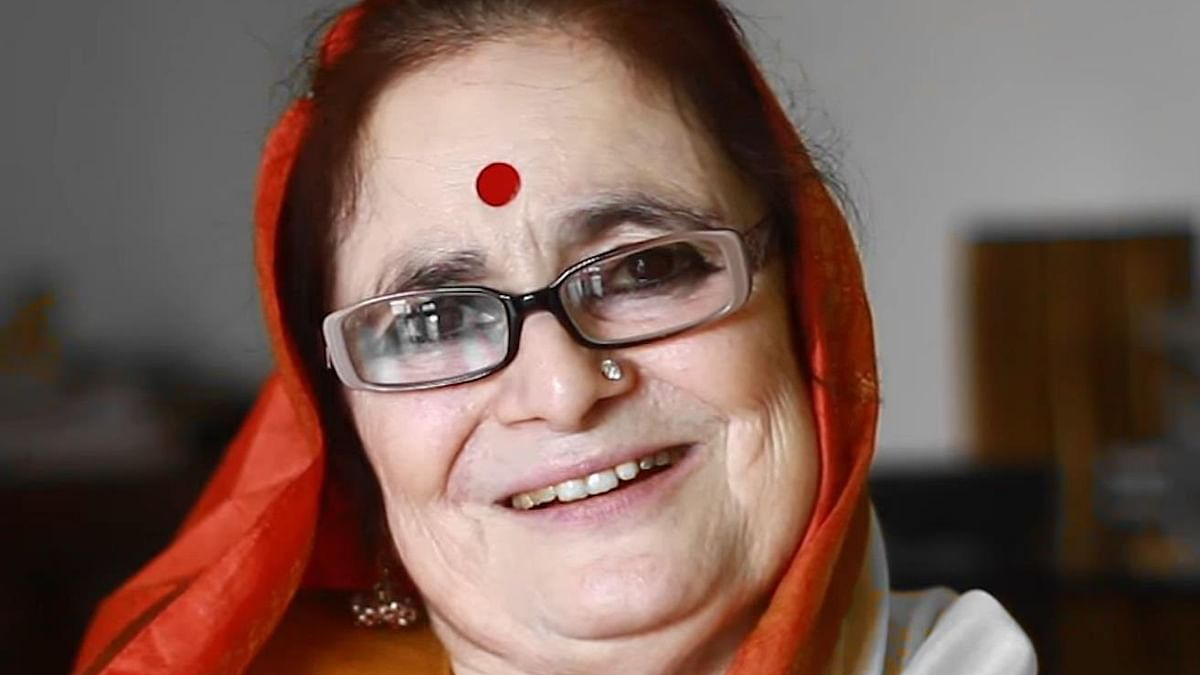 Senior Congress leader Prof Saifuddin Soz condoles death of noted Dogri poet Padma Sachdev