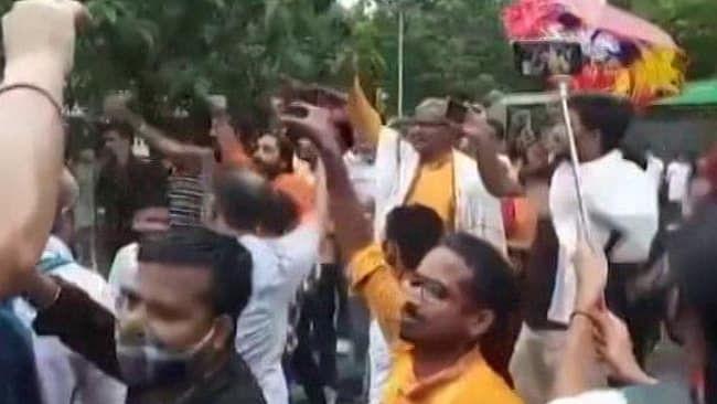 Anti-Muslim slogans at Jantar Mantar: Court sends ex-BJP spokesperson, 5 others in judicial custody