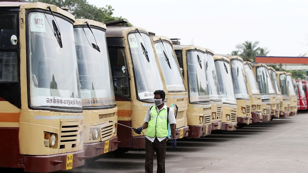 Students allowed free travel in TN transport buses by showing ID cards
