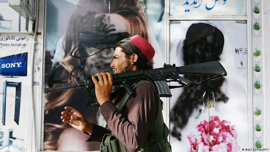 LIVE News Updates: Women Afghan govt workers asked to stay home until security allows, say Taliban