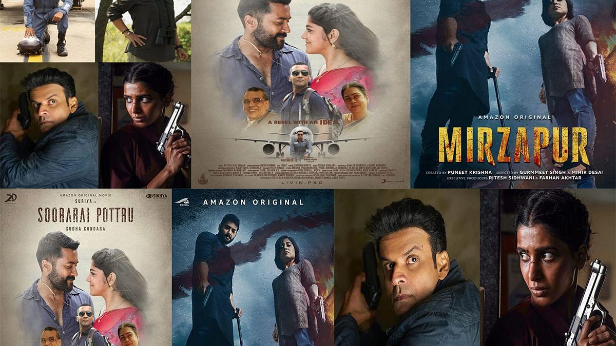 IFFM 2021: Vidya Balan, Manoj Bajpayee bag top acting honors, Soorarai Pottru best film, Mirzapur best series
