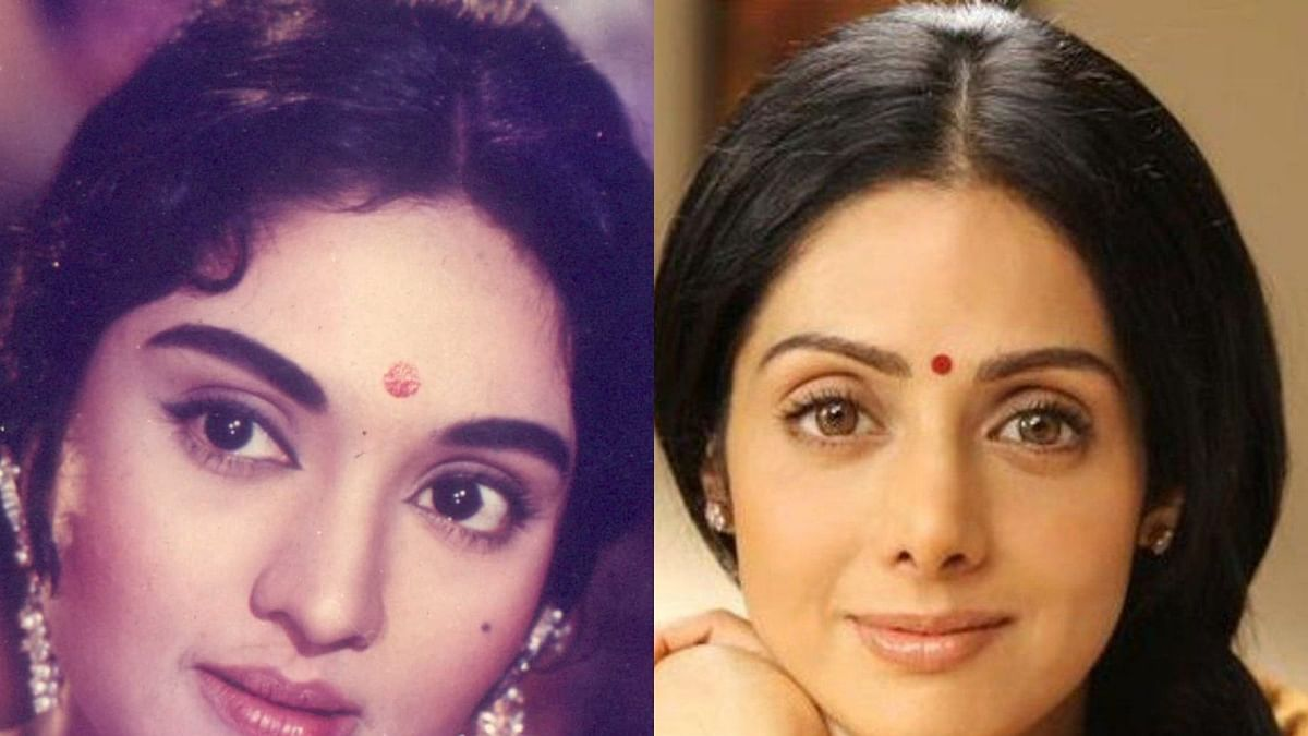 Tale of two timeless Tamilian actresses
