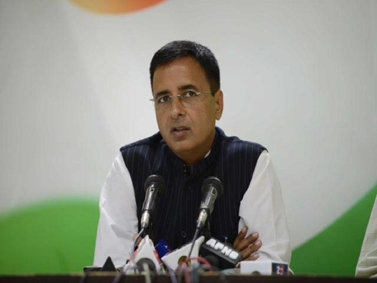 LIVE News: Cong to hold Jan Jagran Abhiyan against inflation, says Randeep Singh Surjewala