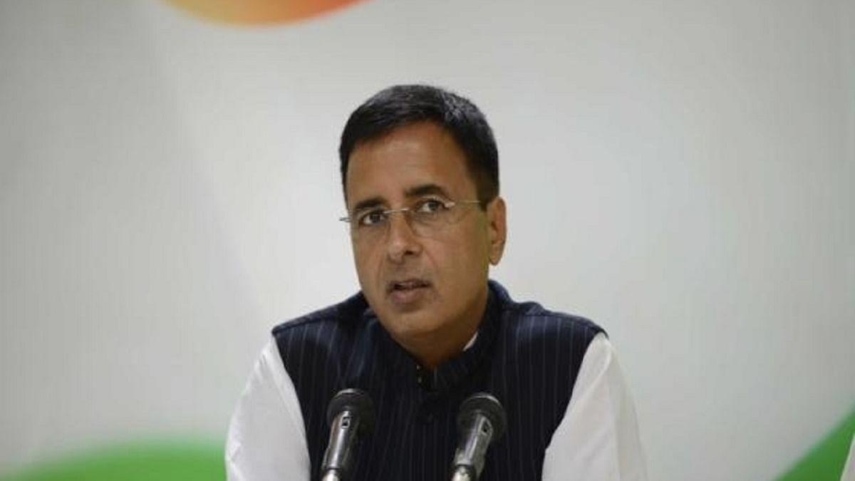 BJP can talk to Taliban but not Farmers: Congress slams govt