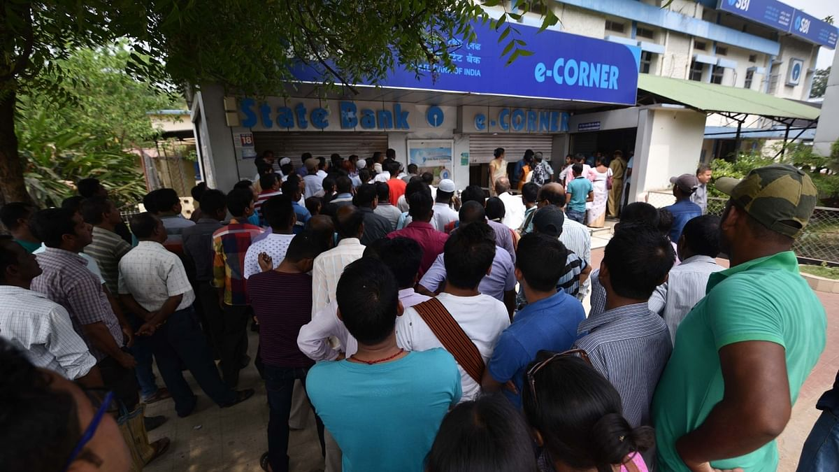 Banks will now be fined for non-availability of cash in ATMs