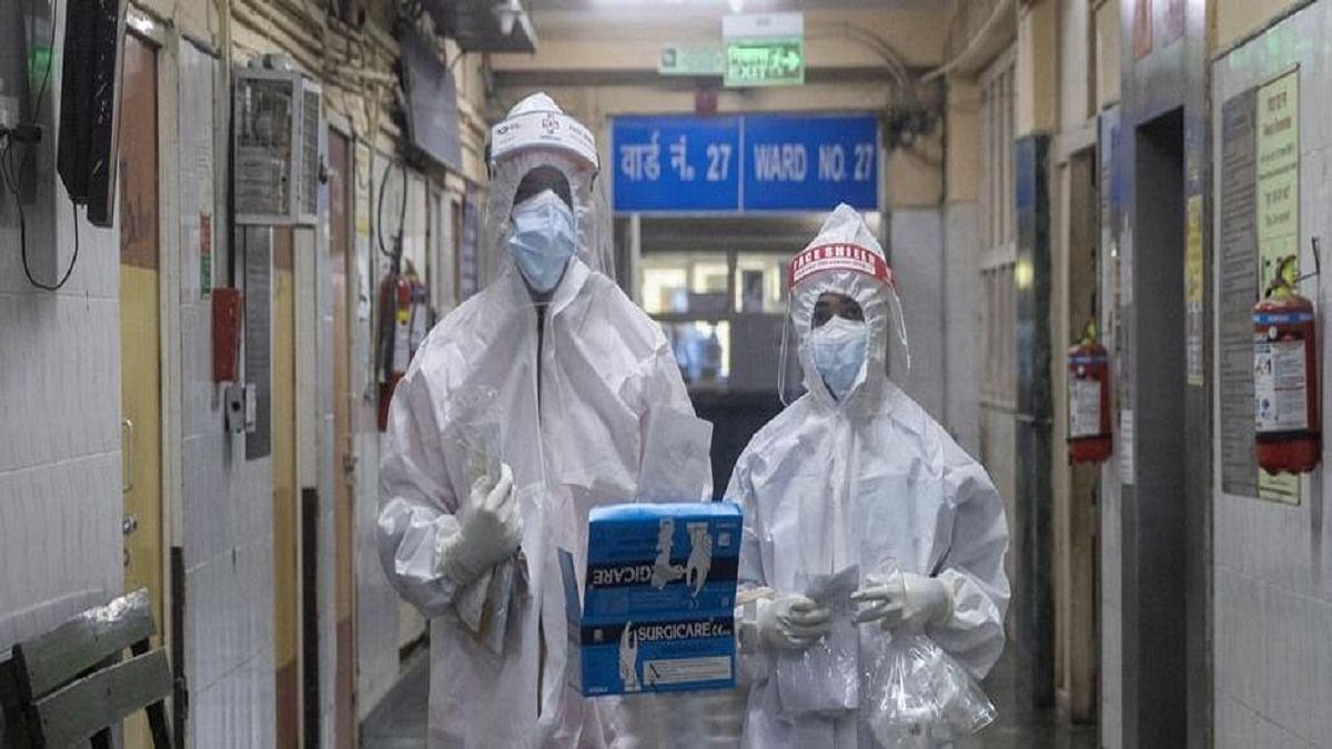 COVID-19: India records 39,070 new cases