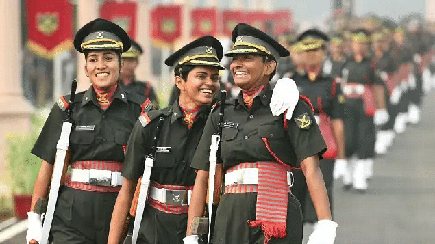 Indian Army promotes 5 women officers to Colonel rank