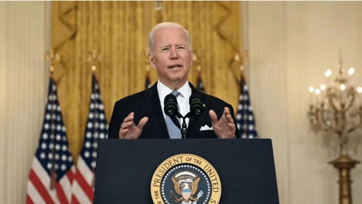Troops will stay in Afghanistan to evacuate Americans: Biden