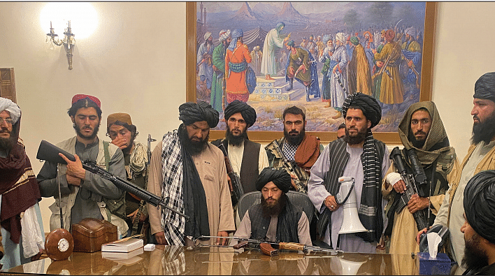 The Afghanistan crisis: India between two stools