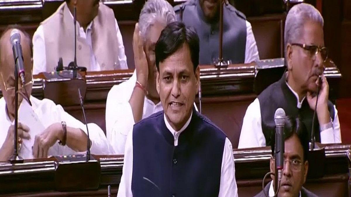 Union minister Nityanand Rai