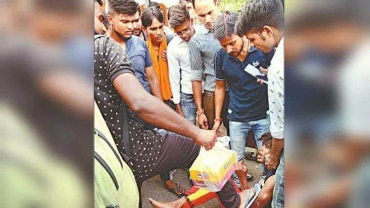 Muslim youth in UP assaulted by mob on theft suspicion