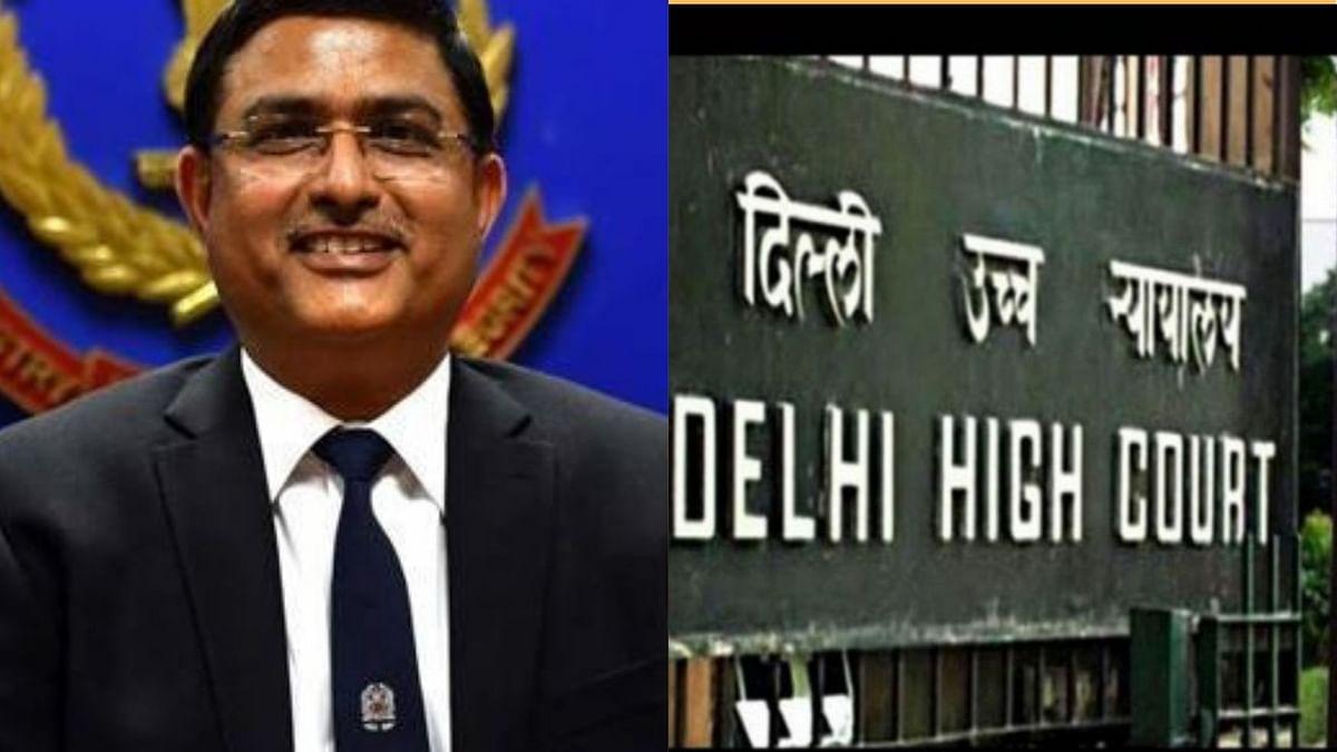 Rakesh Asthana case: Petition in Delhi HC a 'copy paste' of CPIL's plea in SC, Prashant Bhushan tells HC