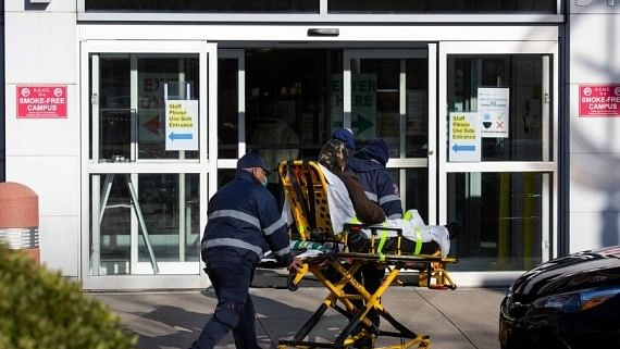 US Covid hospitalisations, deaths likely to increase in next 4 weeks: CDC