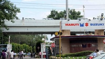 CCI slaps Rs 200 cr penalty on Maruti Suzuki; says discount control policy violates competition norms