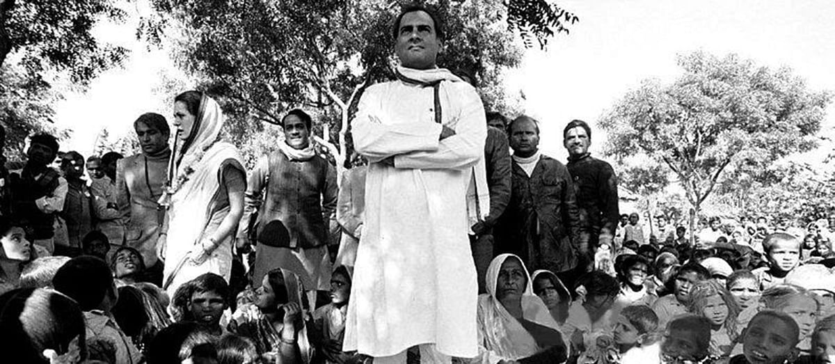 Rajiv Gandhi: He was made for Television but DD not made for him