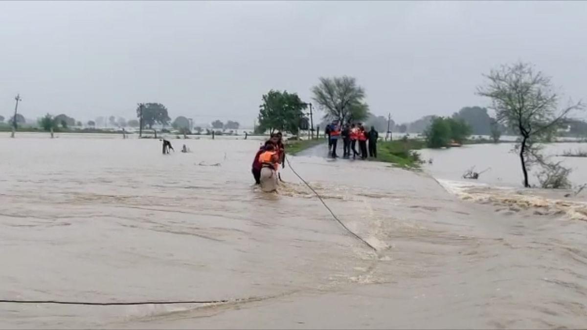 Patna residents facing monsoon blues
