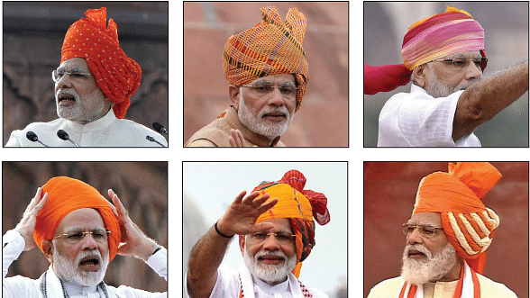 Check List: Prime Minister from the ramparts of the Red Fort between 2014-2020 on the Independence Day