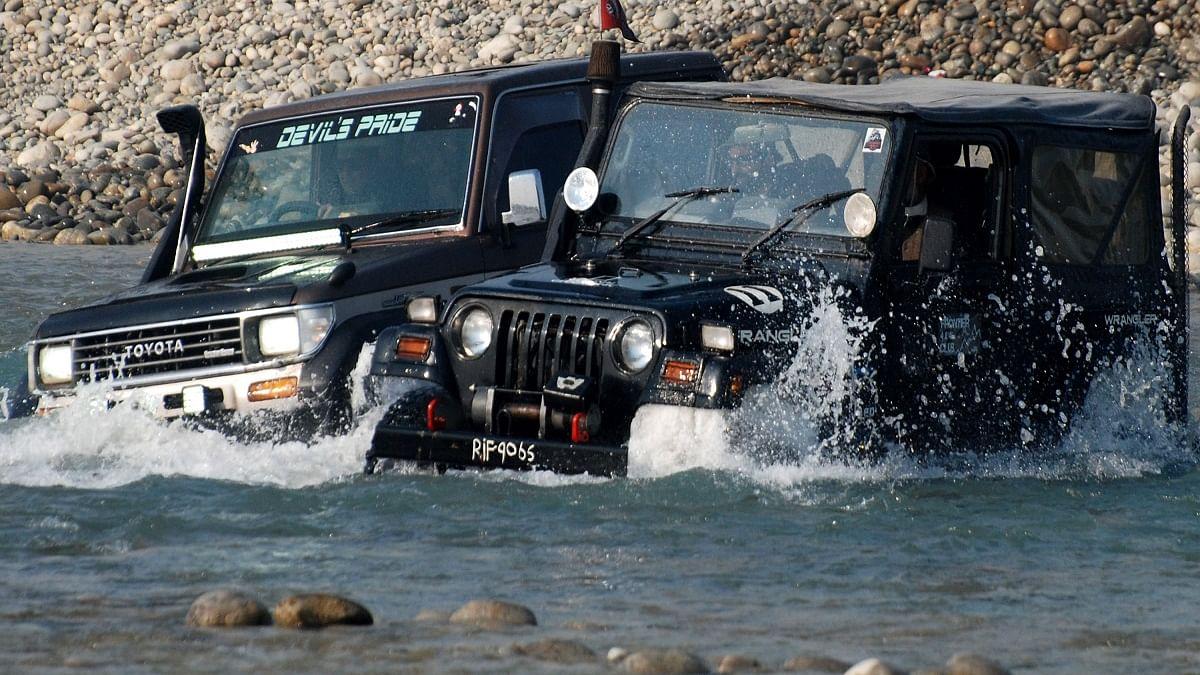 Flood warning in Leh due to blockage of Zanskar River