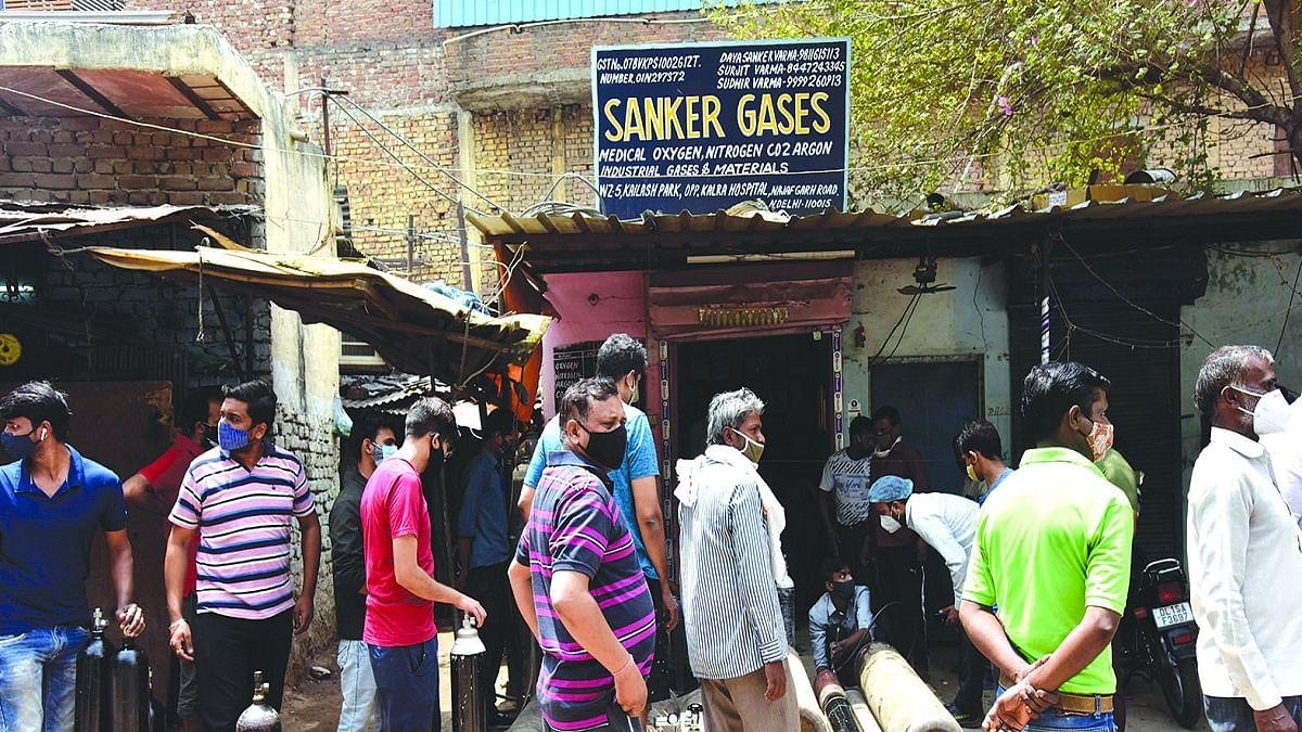 Not prosecuting good samaritans for O2 distribution: Delhi drug controller to HC