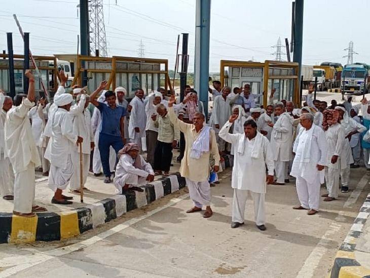 'Brutal lathicharge on farmers unmasks true face of BJP-JJP govt'