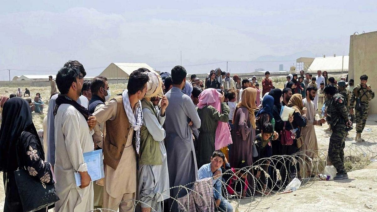 It's imperative for India to let in refugees fleeing Taliban without discrimination on basis of religion