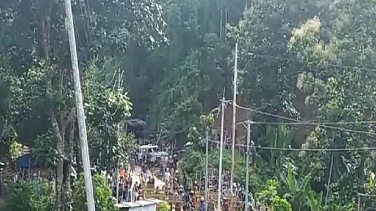 Tension in Assam-Mizoram border, security forces on alert