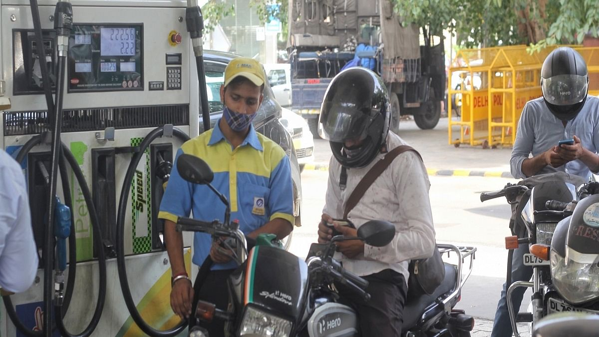 Petrol, diesel price hike continues unabated