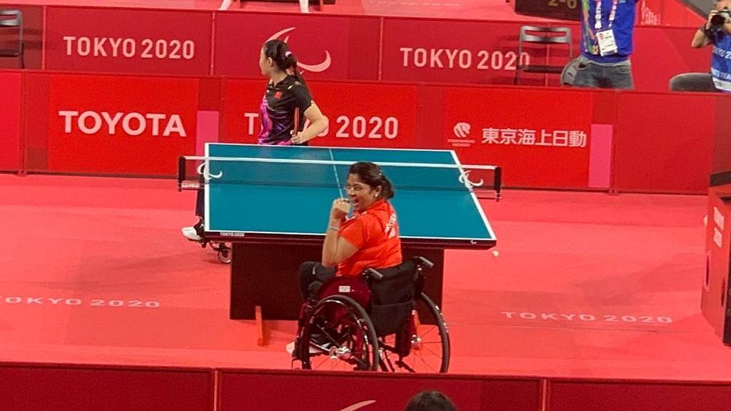 I don't consider myself as disabled: Bhavinaben Patel