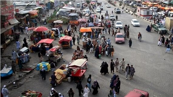 International community closely monitoring situation in Afghanistan