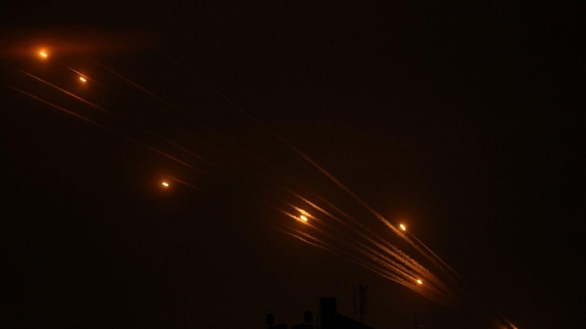 Israeli fighter jets strike Gaza