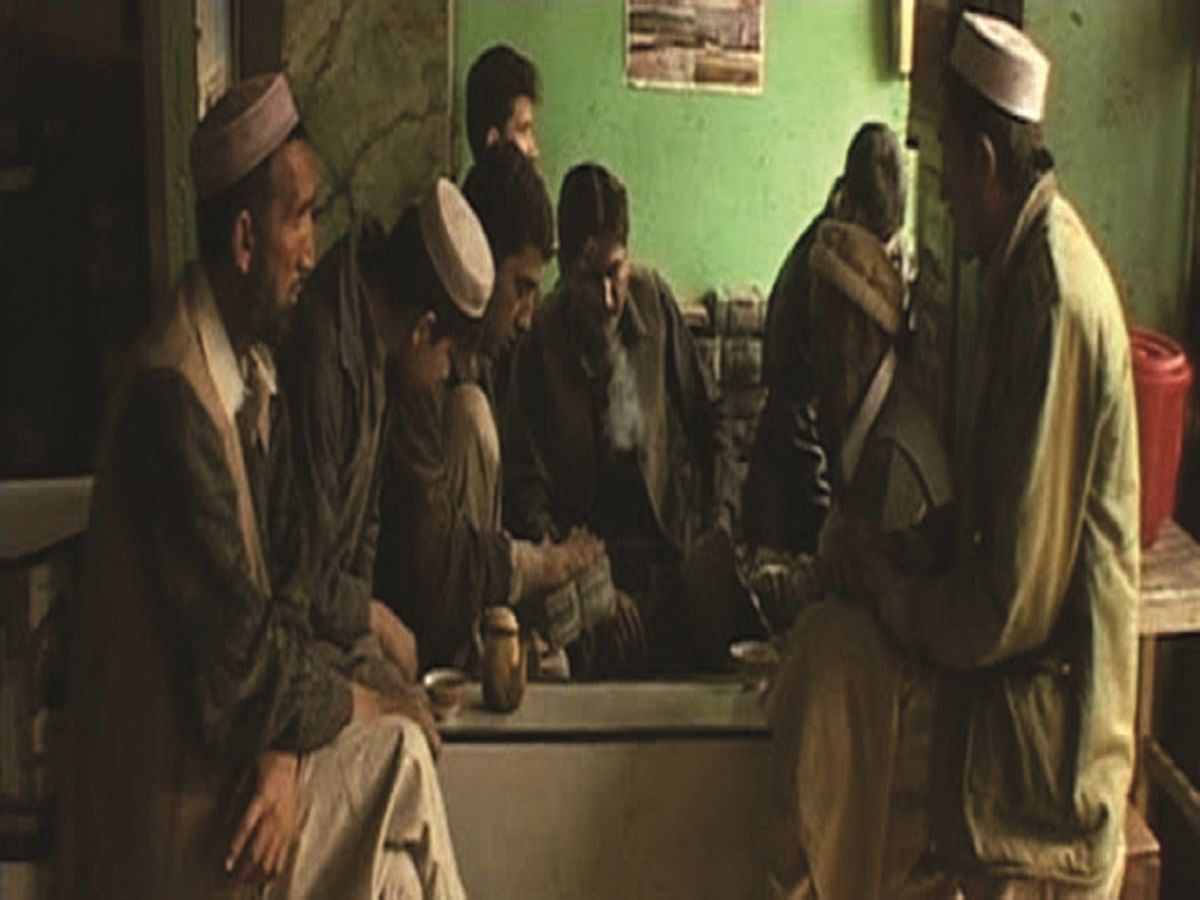 Reel Life: A cinematic walk through Afghanistan