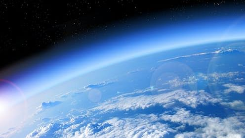 Repairing ozone layer is also reducing CO2 in the atmosphere new study