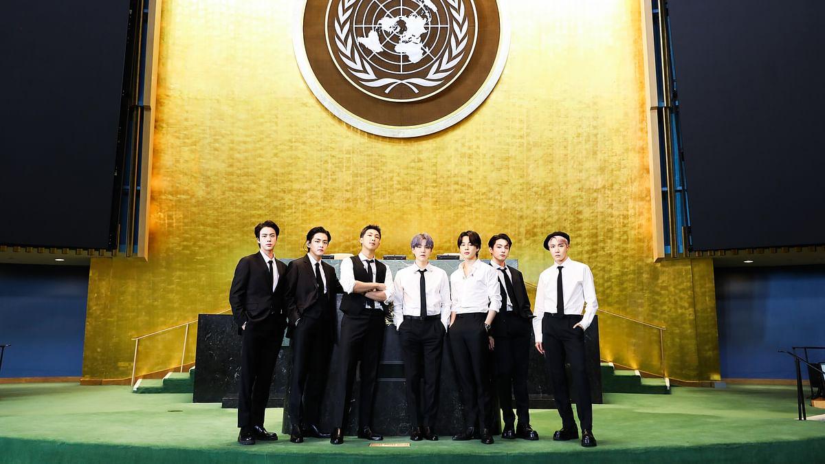 BTS at United Nations