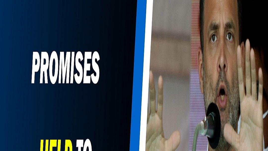 Rahul Gandhi promises help to Kashmiri Pandits