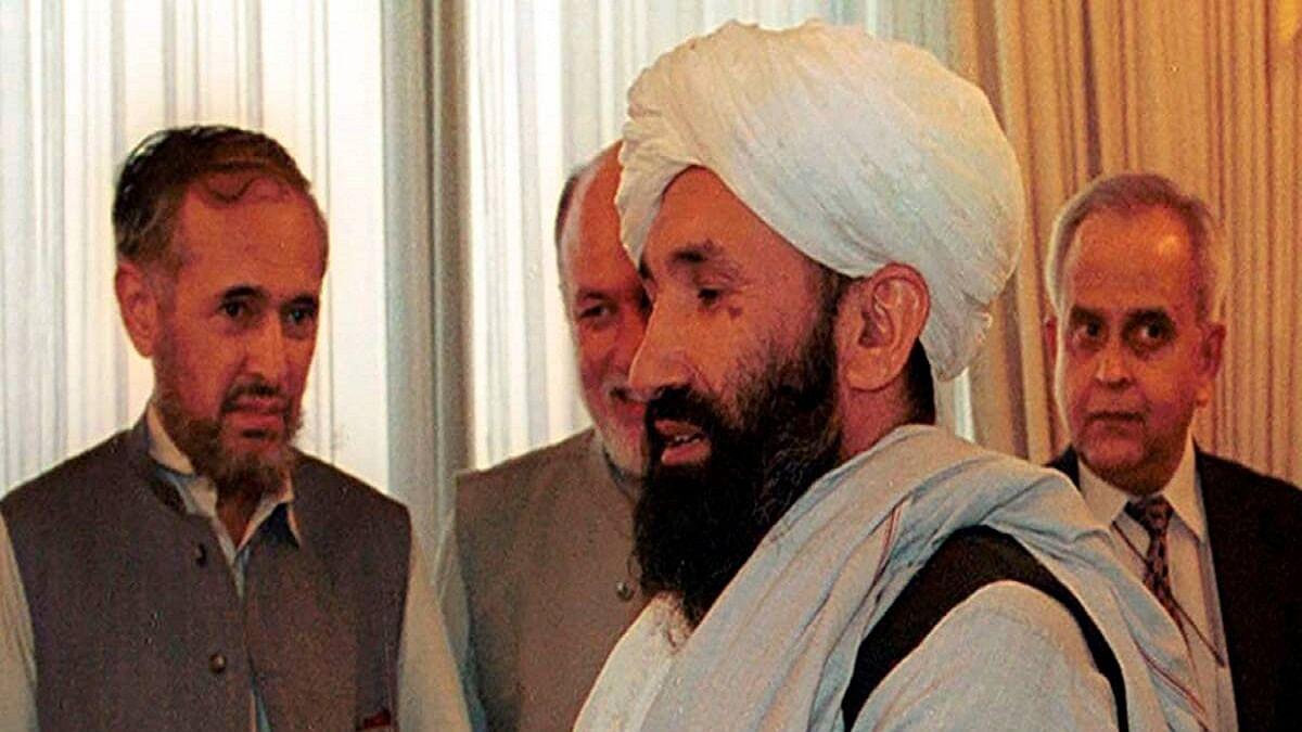 Mullah Mohammad Hasan Akhund