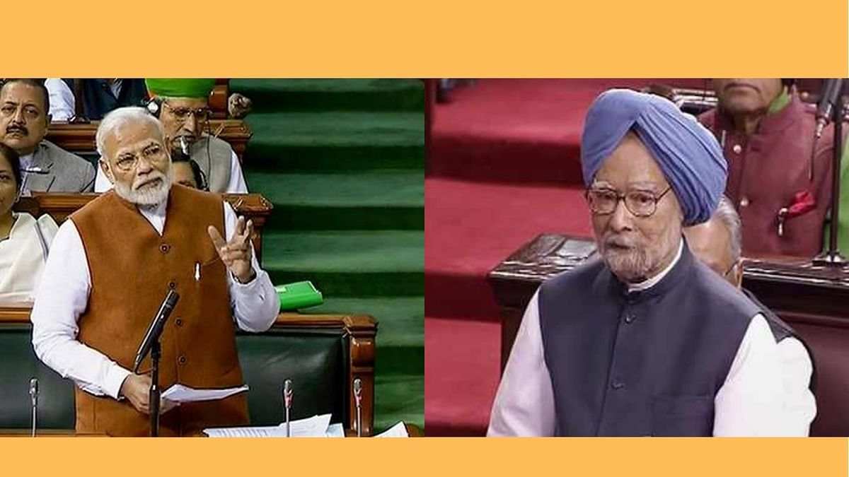 Modi's MGNREGA jibe at UPA backfires, allocation grows but jobs decline