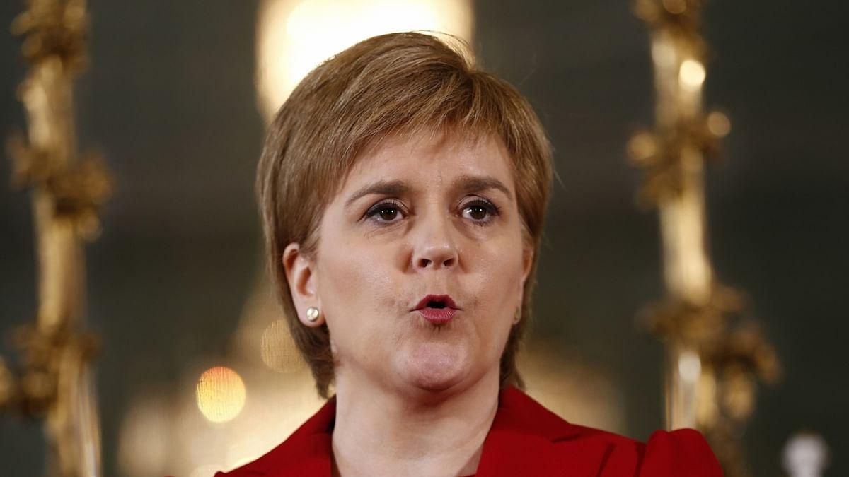 Scottish National Party mulls 2nd independence referendum